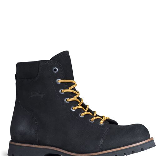 Logger Suede Boot Black