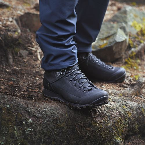 Bjerg Ms Low Charcoal