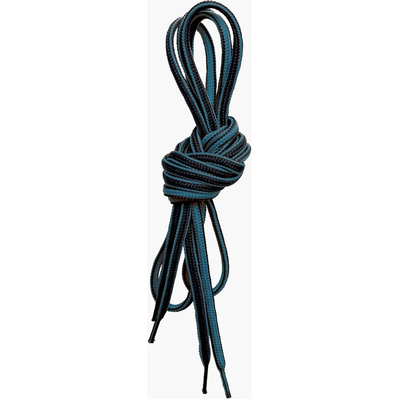 Shoe Laces 165cm Black/Petrol