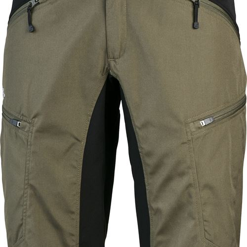 Makke Ms Shorts Forest Green