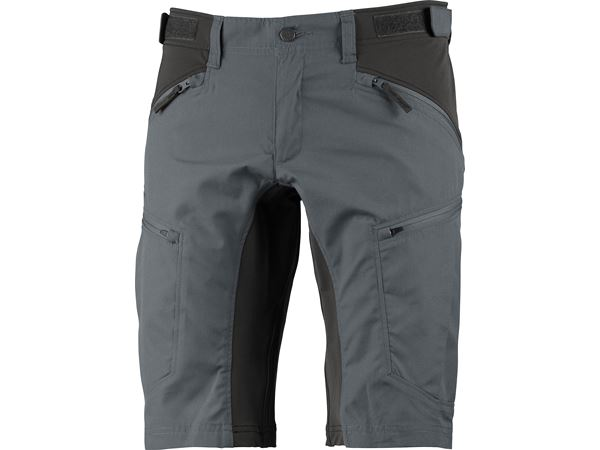 Makke Ms Shorts Granite/Charcoal