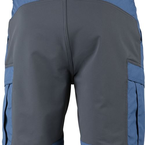 Vanner Ms Shorts Azure/Granite