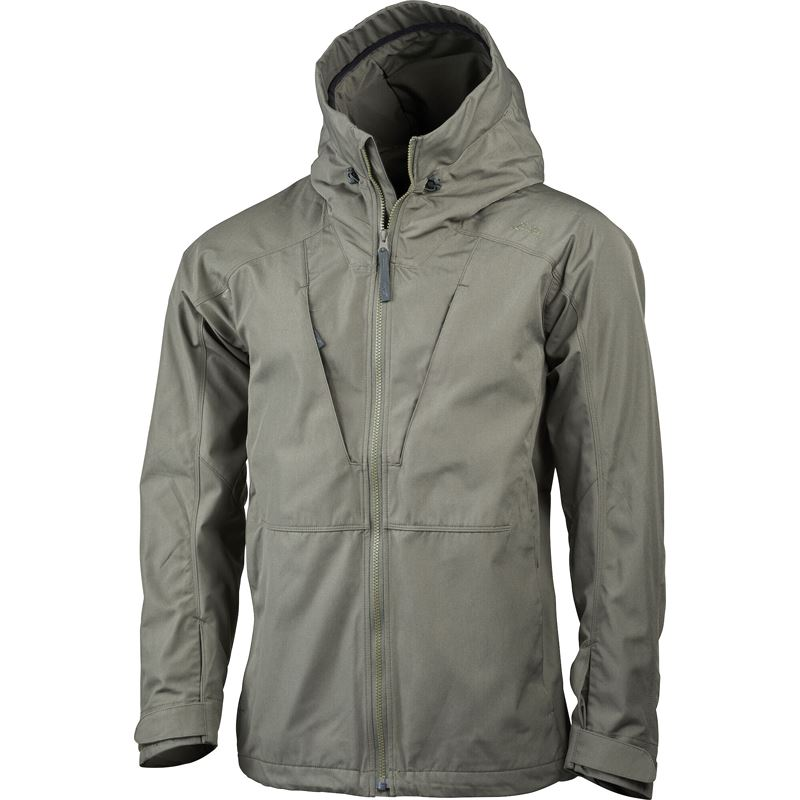 Habe Ms Jacket Forest Green