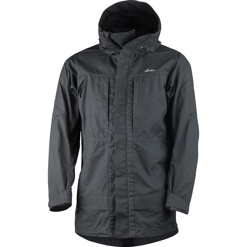 Sprek Jacket Charcoal