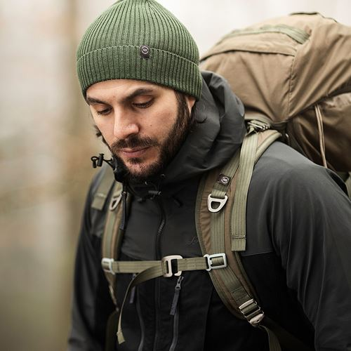 Makke pro Ms Jacket Forest Green/Charcoal
