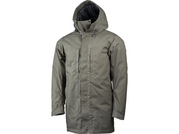 Sprek Insulated Ms Jacket Forest Green