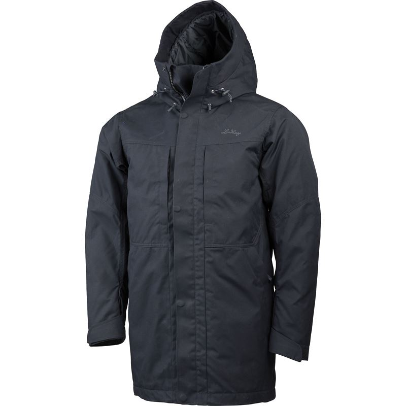 Sprek Insulated Ms Jacket Black