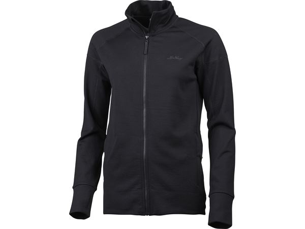 Ullto Merino Ws Full Zip Black