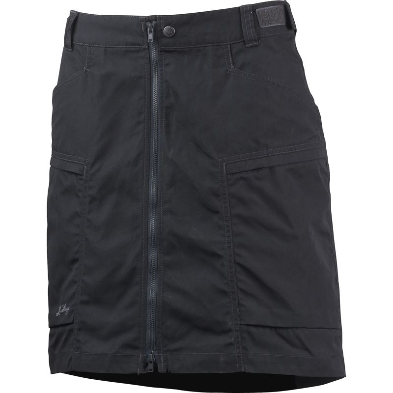 Tiven Ws Skirt Charcoal