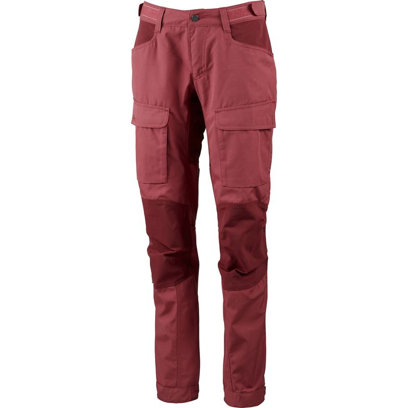 Authentic II Ws Pant Garnet/Dark Red