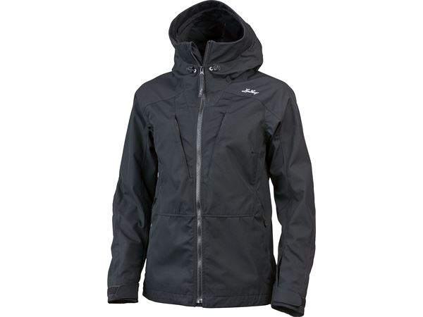 Habe Ws Jacket Black