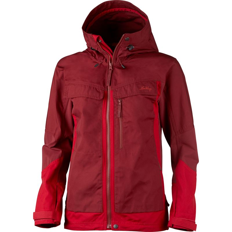 Authentic Ws Jacket Red/Dark Red