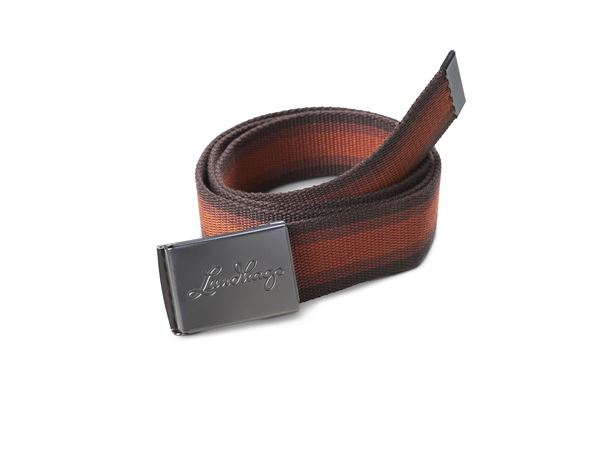 Lundhags Buckle Belt Amber