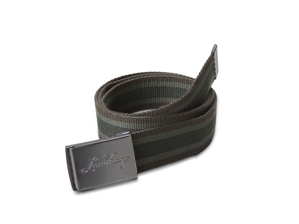 Lundhags Buckle Belt Forest Green